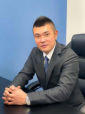 株式会社友力代表取締役社長 小池 友二